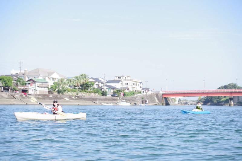屋久島カヌーガイドツアー