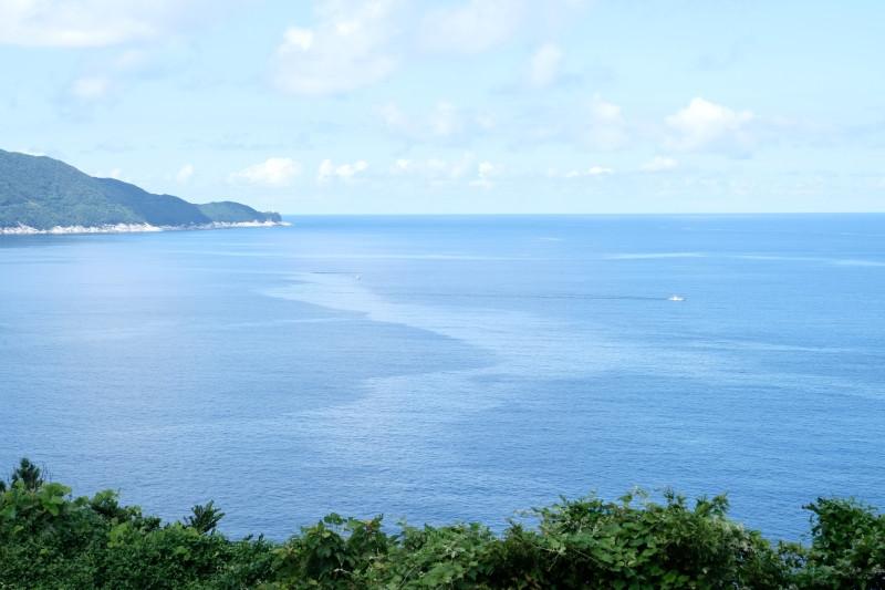 屋久島風景写真・海