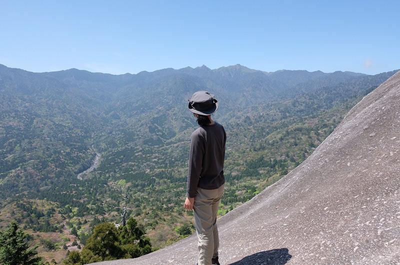 太鼓岩・白谷雲水峡