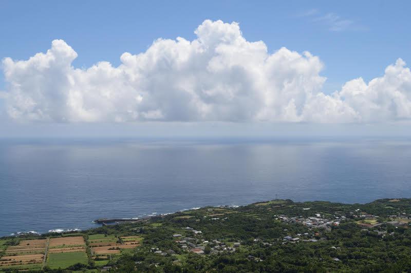 屋久島千尋の滝展望台