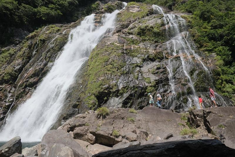 屋久島大川の滝ツアー