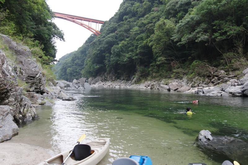 屋久島カヌーツアー