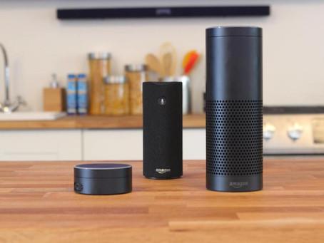 Echo de Amazon, un asistente personal para controlar tu hogar