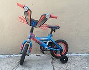 Spiderman Youth Bike