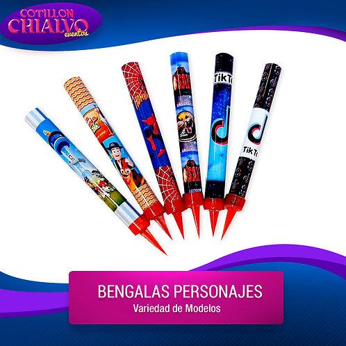 Bengala Personaje