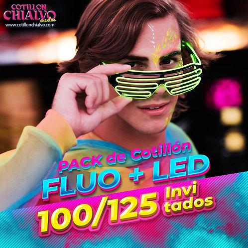Pack Fluo y Luminoso 100/125 Inv