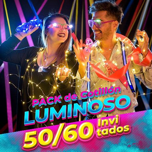 Pack Luminoso 50/60 Invitados