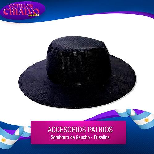 Sombrero fiselina