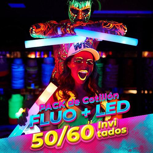 Pack Fluo y Luminoso 50/60 Inv