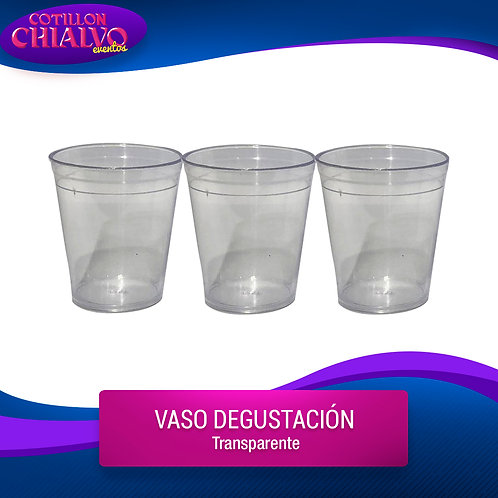 Vaso degustacion