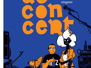 De concert - Jimmy Beaulieu, Sophie Bédard, Vincent Giard, Singeon