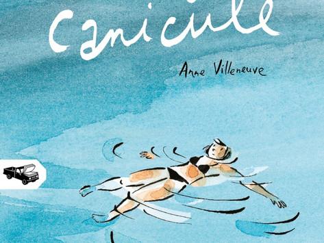 Une longue canicule - Anne Villeneuve