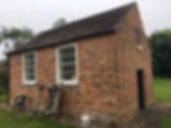 Chapel in Little Stretton where Bella Wr