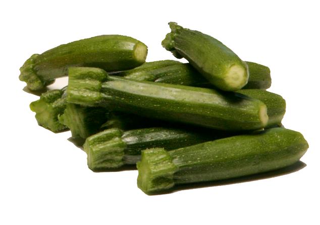 Baby Green Zucchini