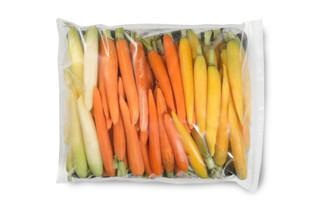 Mixed Hand Peeled Carrots (No Purple)