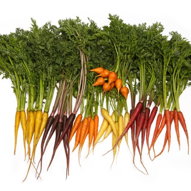 Baby Mixed Carrots