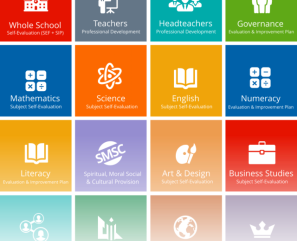 Did you know: iAbacus includes templates for 15 curriculum areas