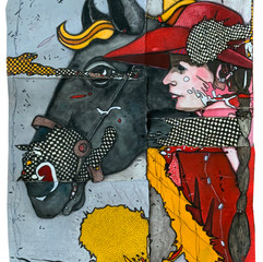 Carousel Cowgirl 6