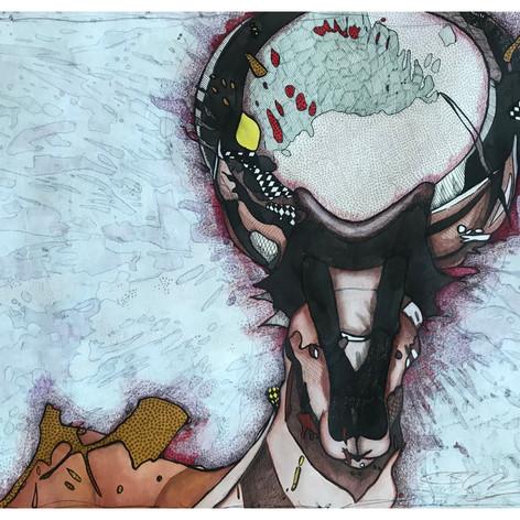Longhorn Deer