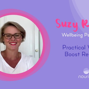 Practical ways to boost resilience
