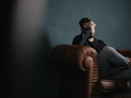 A dad's experience of postnatal depression