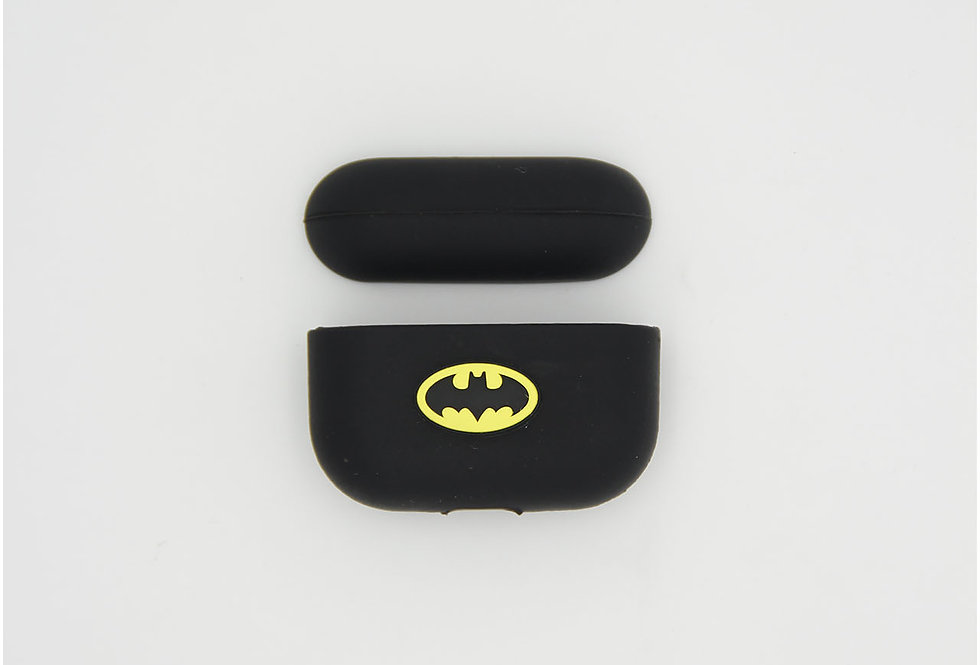 Чехол на AirPods логотип Batman