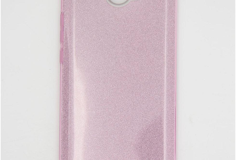 Трехсоставной силиконовый чехол на Huawei Honor 2