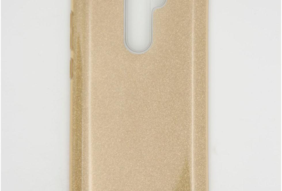 Трехсоставной силиконовый чехол на Xiaomi Redmi Note 8 Pro