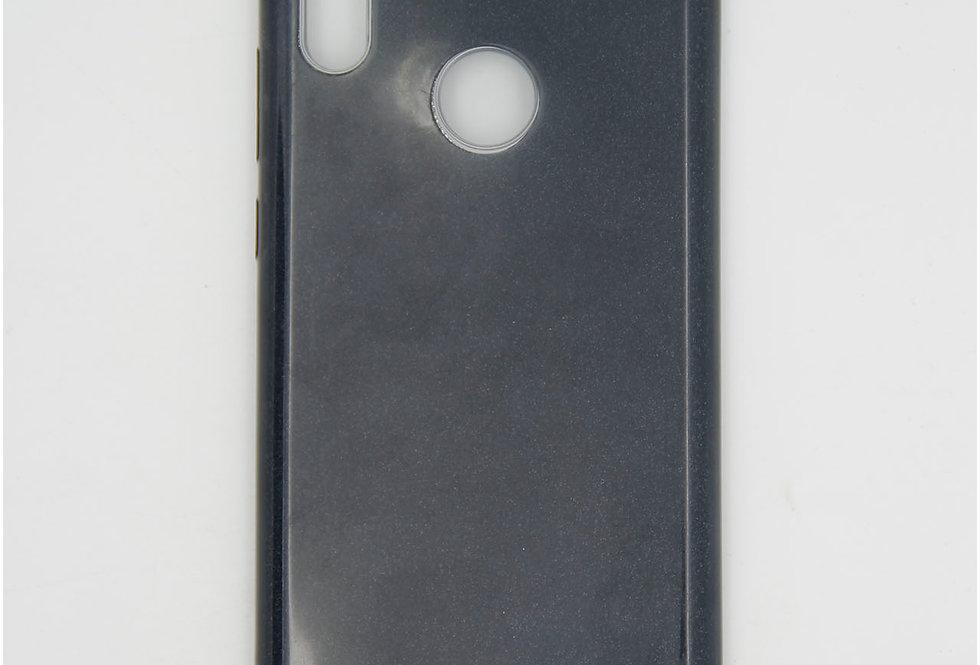 Трехсоставной силиконовый чехол на Huawei Honor Y6 2019