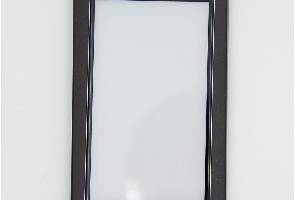 Защитное стекло 10D Aks на iPhone 8 Plus