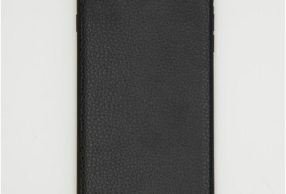 Кожаный чехол на iPhone 8 Plus GUESS