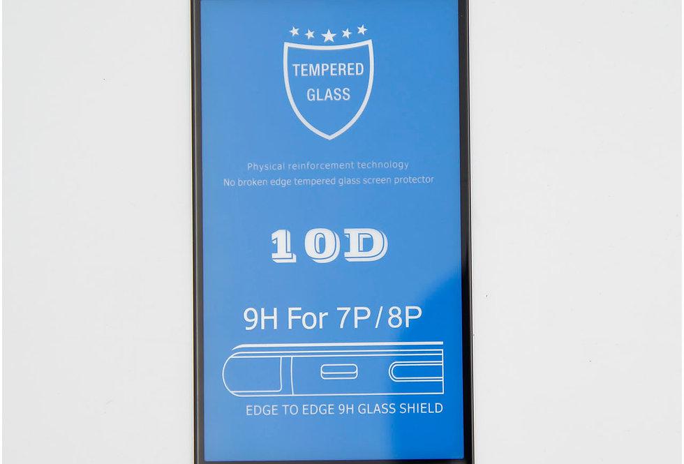 Защитное Стекло 10D на iPhone 7 Plus