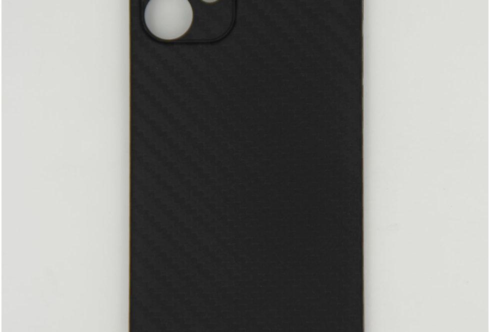 Чехол для iPhone 12 (5.4) K-Doo Air Carbon черный