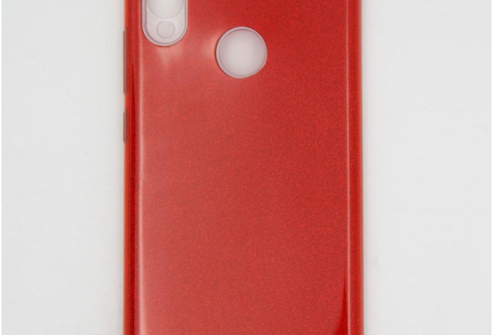 Трехсоставной силиконовый чехол на Xiaomi Redmi Note 7