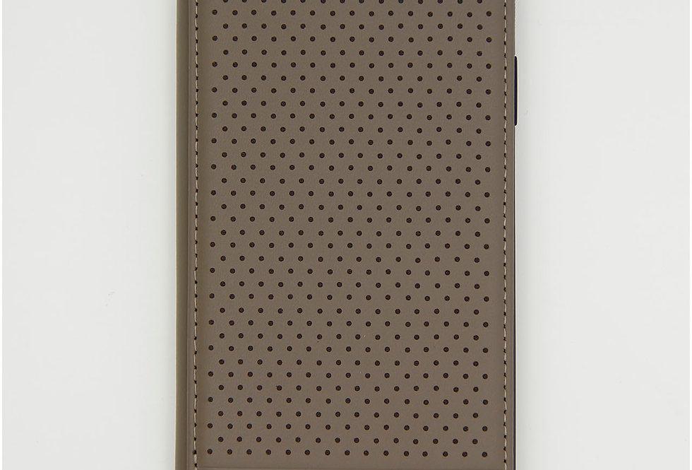 Кожаный чехол книжка на iPhone Xs Max BMW
