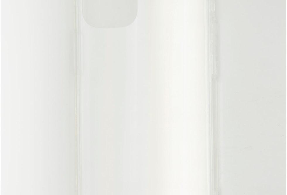 Чехол для iPhone 12 Mini KeepHone прозрачный радужный пластик