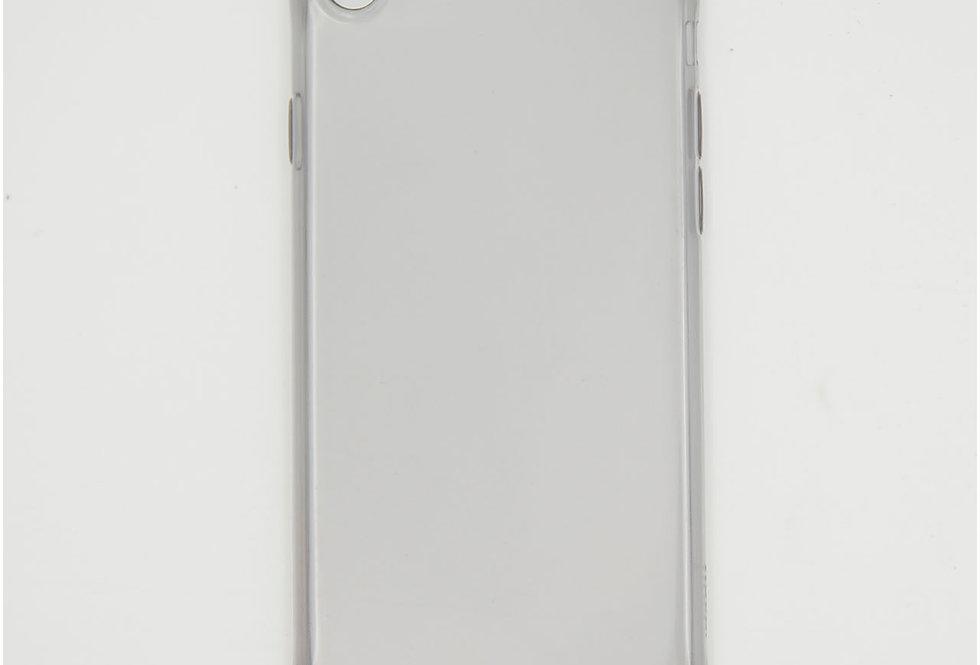 Силиконовый тонированный тонкий чехол на iPhone 7/8/SE(2020)  Hoco