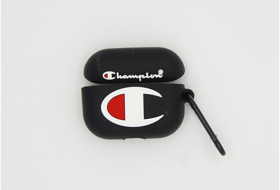 Чехол на AirPods Pro логотип Champion