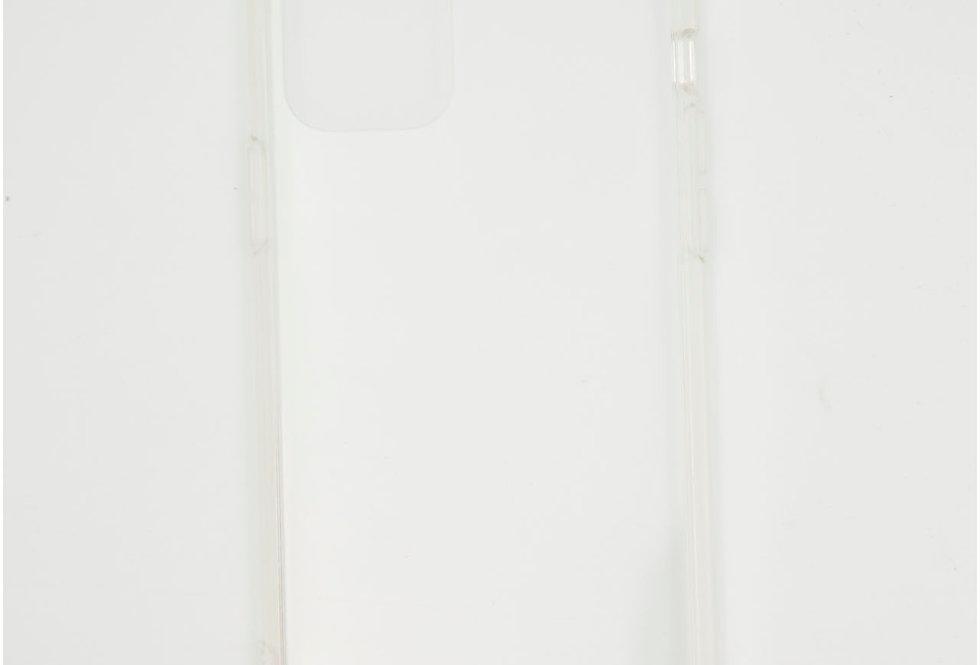 Силиконовый прозрачный чехол на iPhone 11 Pro KeepHone