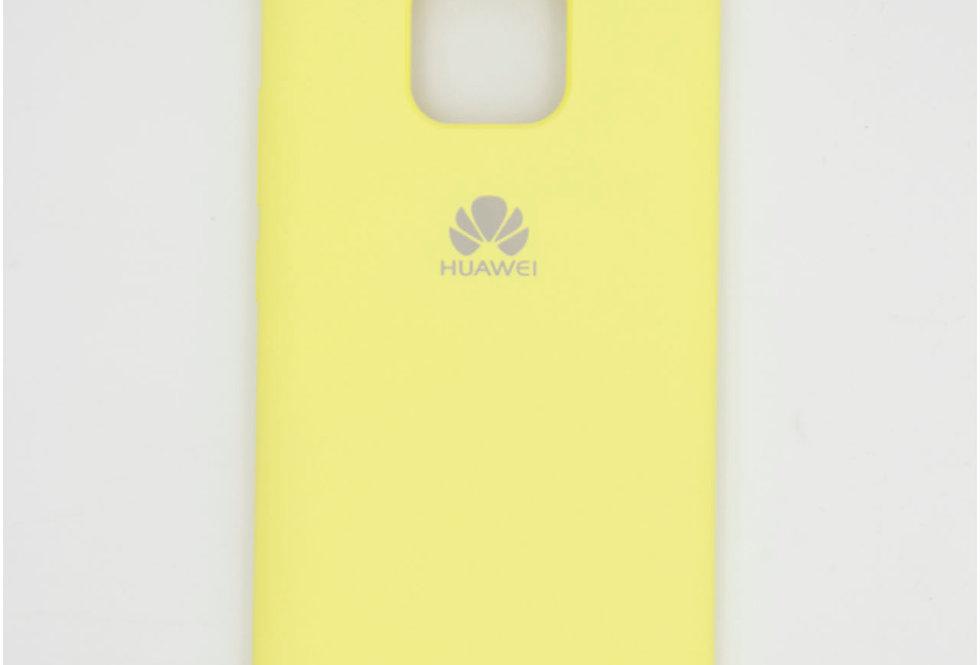 Силиконовый чехол на Huawei Mate P20 Pro Silicone Cover