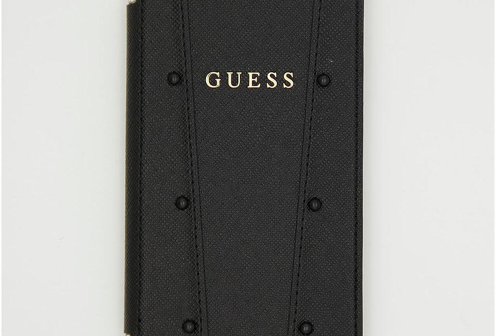 Чехол книжка на iPhone Xr Guess
