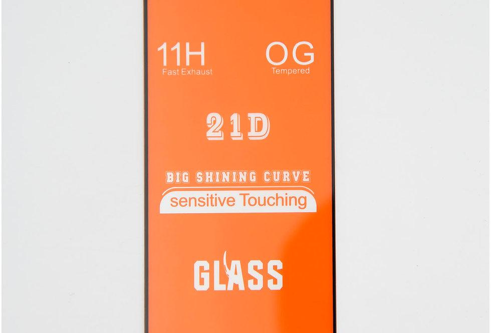 Защитное стекло 2.5D на Samsung A30
