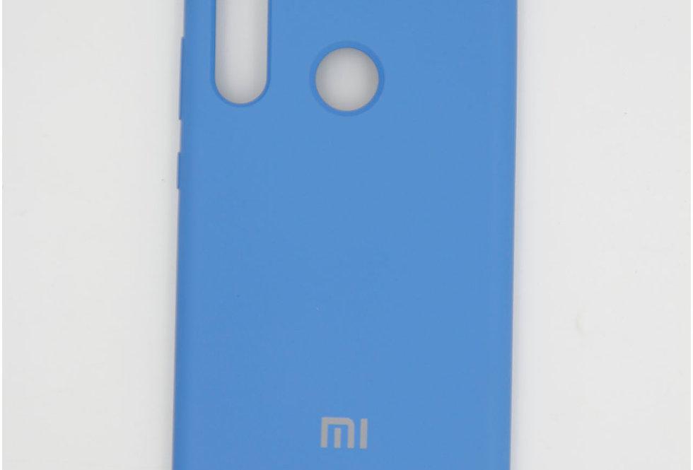 Силиконовый чехол на Xiaomi Redmi Note 8 Silicone Cover