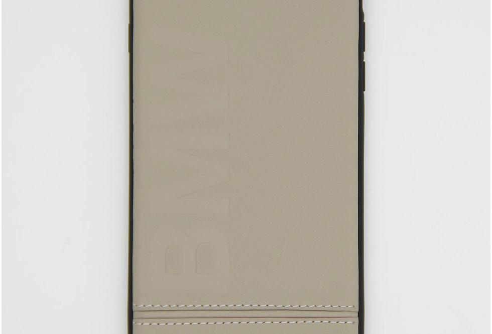 Кожаный чехол на iPhone 6s Plus BMW
