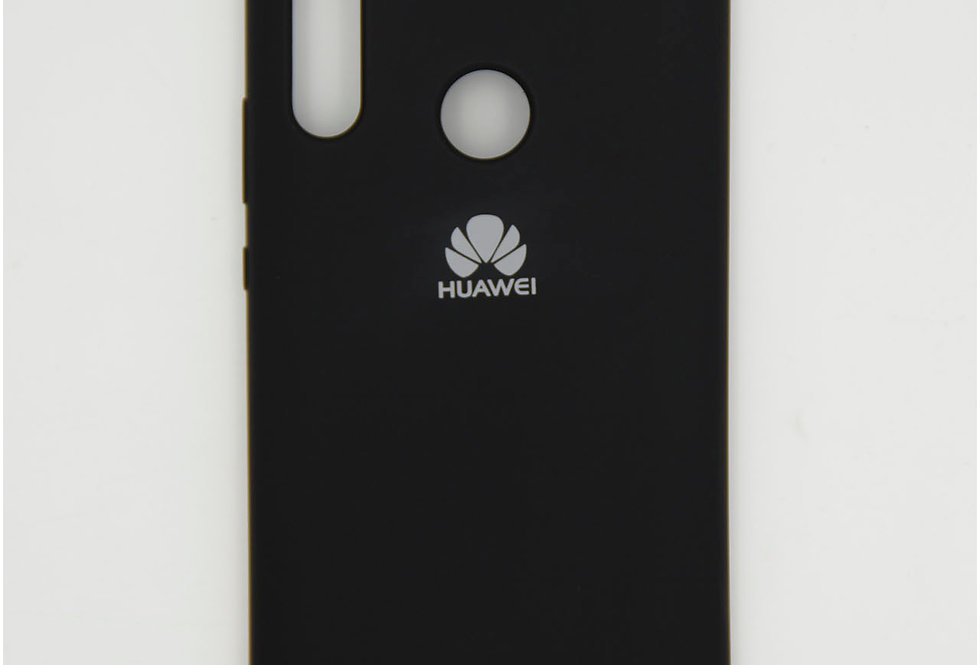 Силиконовый чехол на Huawei Y9 Prime Silicone Cover
