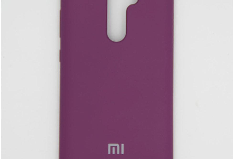 Силиконовый чехол на Xiaomi Redmi Note 8 Pro Silicone Cover