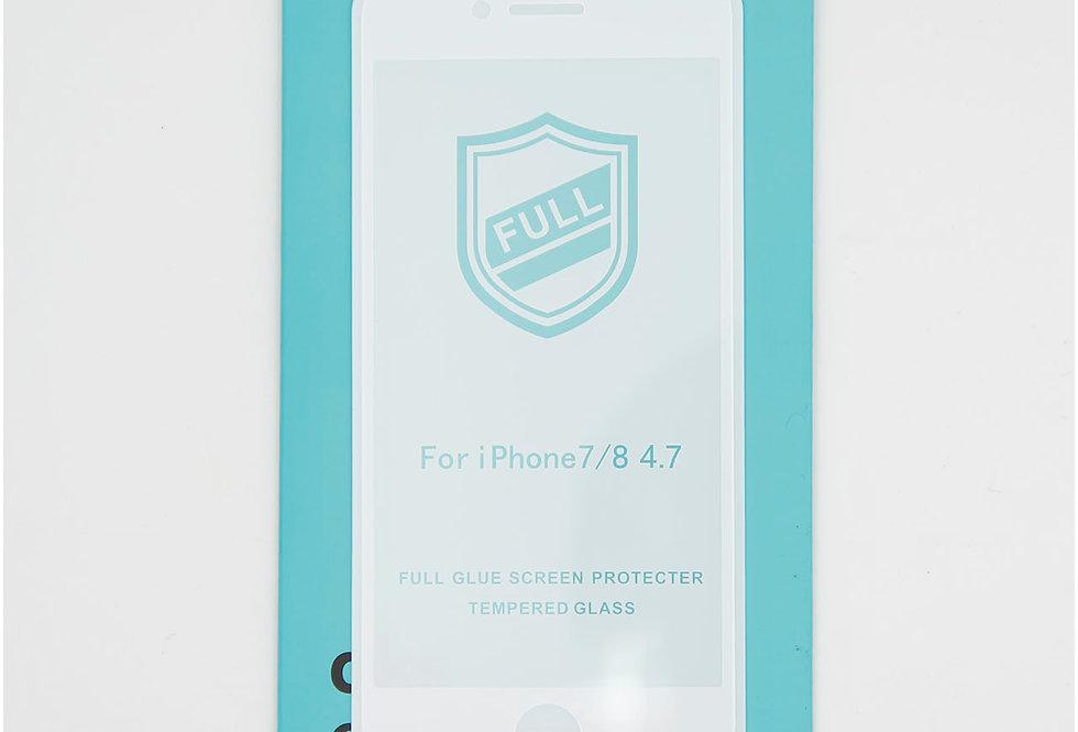 Защитное стекло Aks 2.5D на iPhone 8