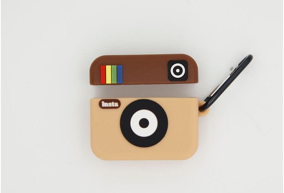 Чехол игрушка на AirPods Pro Инстаграм