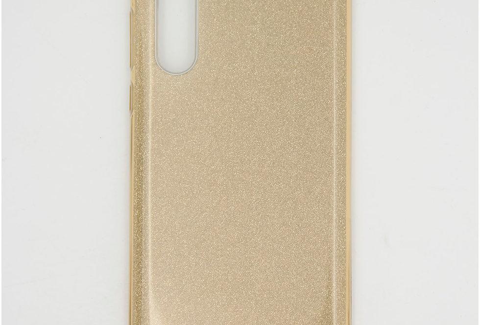 Трехсоставной силиконовый чехол на Huawei Honor P3