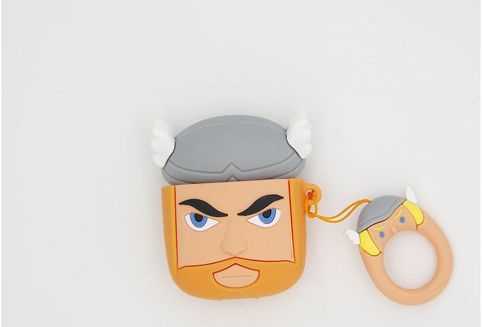 Чехол игрушка на AirPods Viking